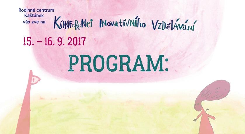 Program konference inovativního vzdělávání