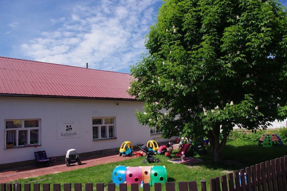 Pronájem rodinného centra na letní dovolenou