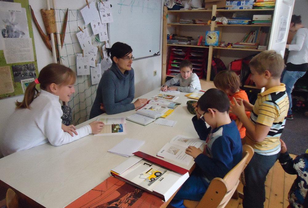 Přihlášky dětí do komunitní školy