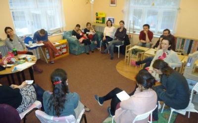 Rodičovská schůzka na začátku šk. roku