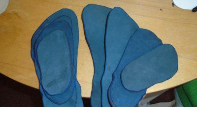 Workshop Výroba barefootových sandálů