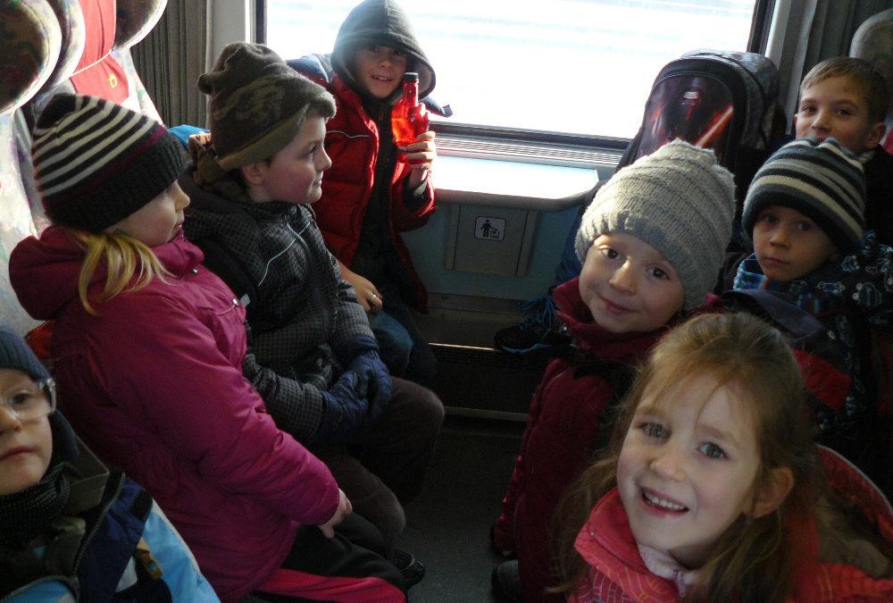 Exkurze na Vsetín za Svatojánskými zvyky