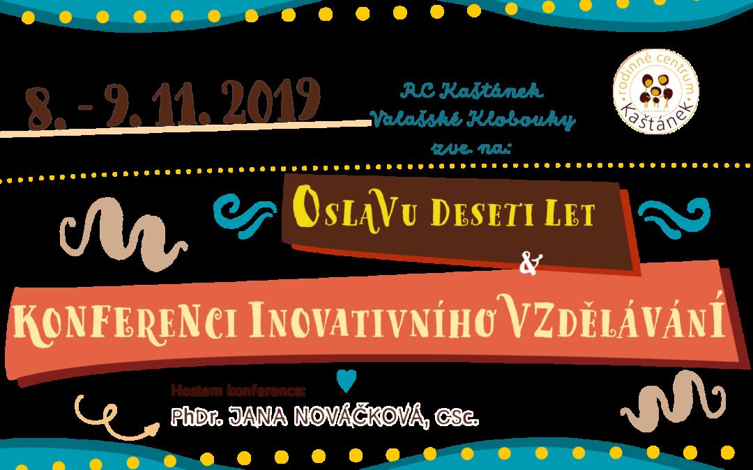 Konference inovativního vzdělávání 2019