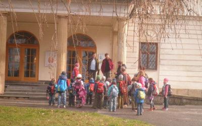 Výlet na zámek do Vsetína
