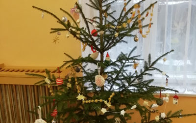 Vánoce v Kaštánku
