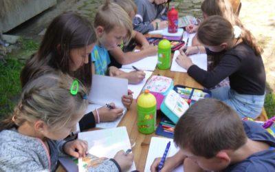 Informační den o zápisu do komunitní školy Pomněnka
